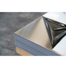 Rozsdamentes lemez 430/FIN8+P/1,2*1250*2500