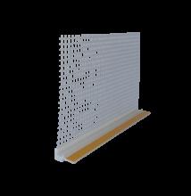 THERMOMASTER W-PROF hálós ablakcsatlakozó profil 2,5m / 20db (köteg)