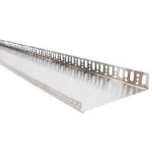 THERMOMASTER UL 30mm lábazati indító profilok 2,5m (szál)