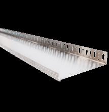 THERMOMASTER UL 40mm lábazati indító profilok 2,5m (szál)