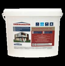 THERMOMASTER akril vékonyvakolat, gördülőszemcsés 2 mm / 25kg (vödör)