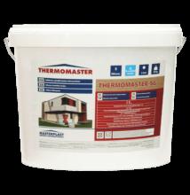 THERMOMASTER szilikon vékonyvakolat, gördülőszemcsés 2 mm / 25kg (vödör)