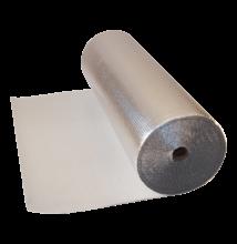 ISOFLEX ALU-LP polietilén légbuborékos párazáró fólia 60m2 (tekercs)