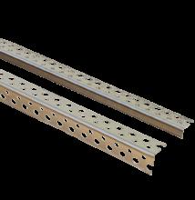 MASTERPROFIL ALU 24x24 2,5m / 50 szál (köteg)