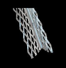 MASTERPROFIL külső-belső sarokvakoló profil 3 m / 15 szál (köteg)