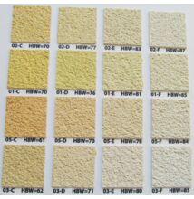 THERMOMASTER vékonyvakolat színfelár I. színcsoport / 25kg (vödör)