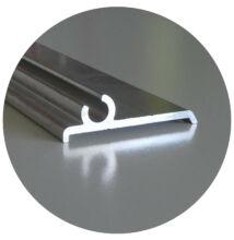 Alumínium falcsatlakozó profil felső 40*6000 mm
