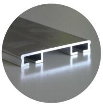 Alumínium leszorító profil 60*6000mm
