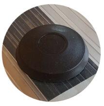 Leszorító sapka barna 50mm (db)