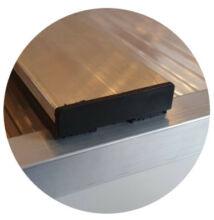 Végzáró takaró profilhoz 50mm (db)