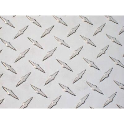 Alumínium lemez cseppmintás diamond 3003/H224/1,5*1250*2500 (db.)