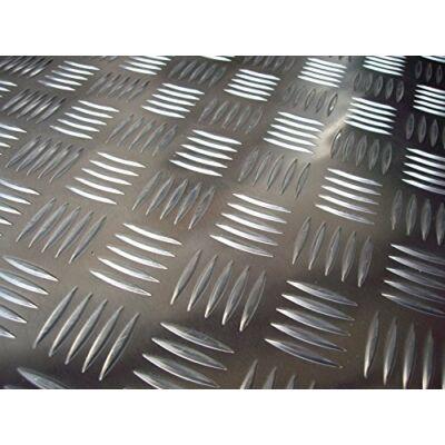 Alumínium lemez cseppmintás quintett 5754/H114/2,5*1250*2500 (db.)