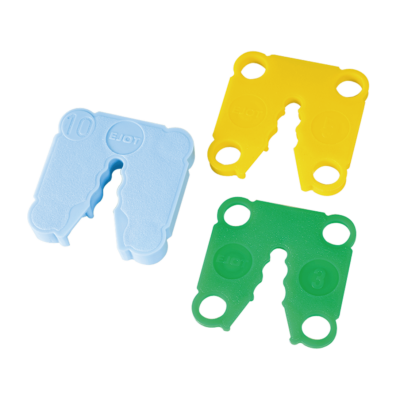 EJOT lábazati műanyag ék 3mm / 100db (doboz)