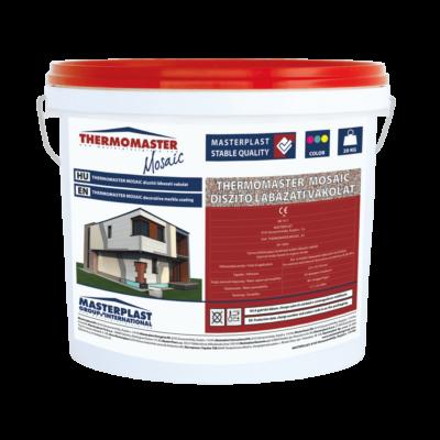 THERMOMASTER Mosaic lábazati díszítővakolat / 20kg (vödör)