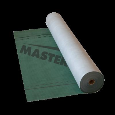 MASTERMAX 3 EXTRA Többrétegű páraáteresztő tető alátétfólia 75m2 (tekercs)