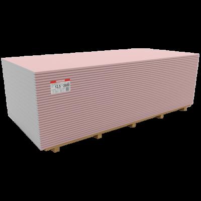 Norgips gipszkarton lemez, tűzgátló, 15*1200*2000 mm /tábla