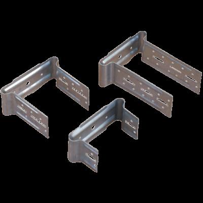 Akusztikus kengyel 60mm, 90-120 mm / 100db (doboz)