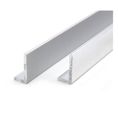 """Alumínium """"L"""" profil, AlMgSi0,5/F22/30*20*3 (szál, 6m.)"""