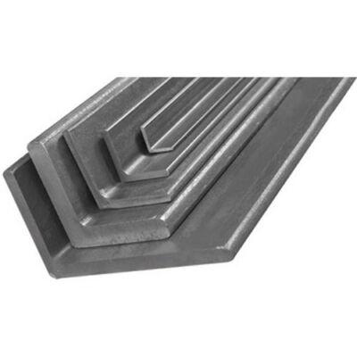 Melegen hajlított L-acél 80*80*8 (szál, 6m.)