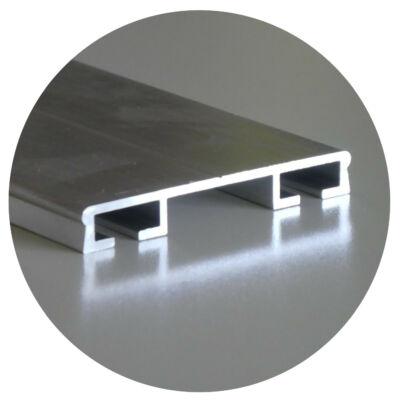 Alumínium leszorító profil 50*3500mm