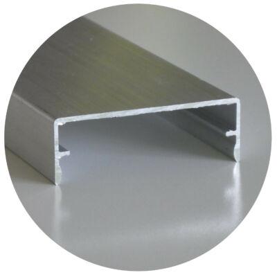 Alumínium takaró profil 50*6000mm