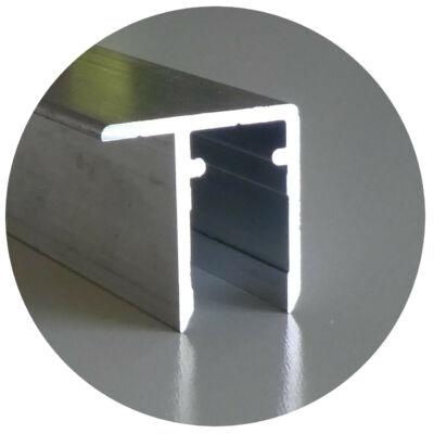 Alumínium vízorros profil 10*2110 mm