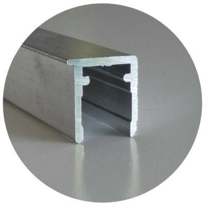 Alumínium kis vízorros profil 10*3170 mm