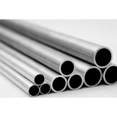 Alumínium cső AlMgSi0,5/F22/80*10 (szál, 6m.)