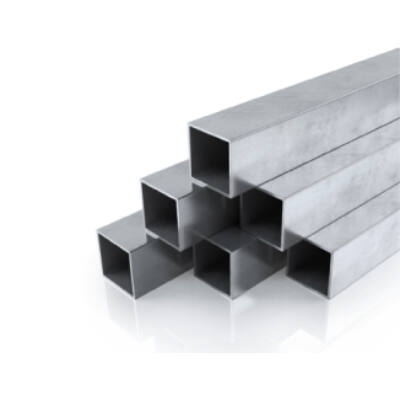 Alumínium zártszelvény AlMgSi0,5/F22/100*100*4 (szál, 6m.)