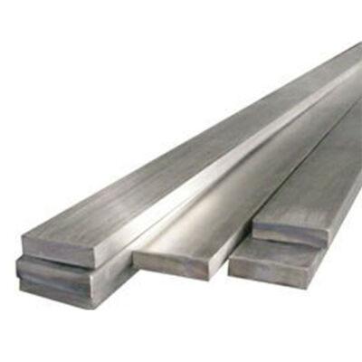 Alumínium laposrúd, AlMgSi0,5 F22/80*15/ méter