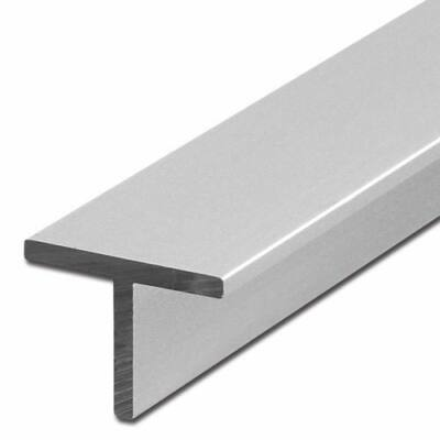 """Alumínium """"T"""" profil, AlMgSi0,5/F22/60*80*2 (szál, 6m.)"""